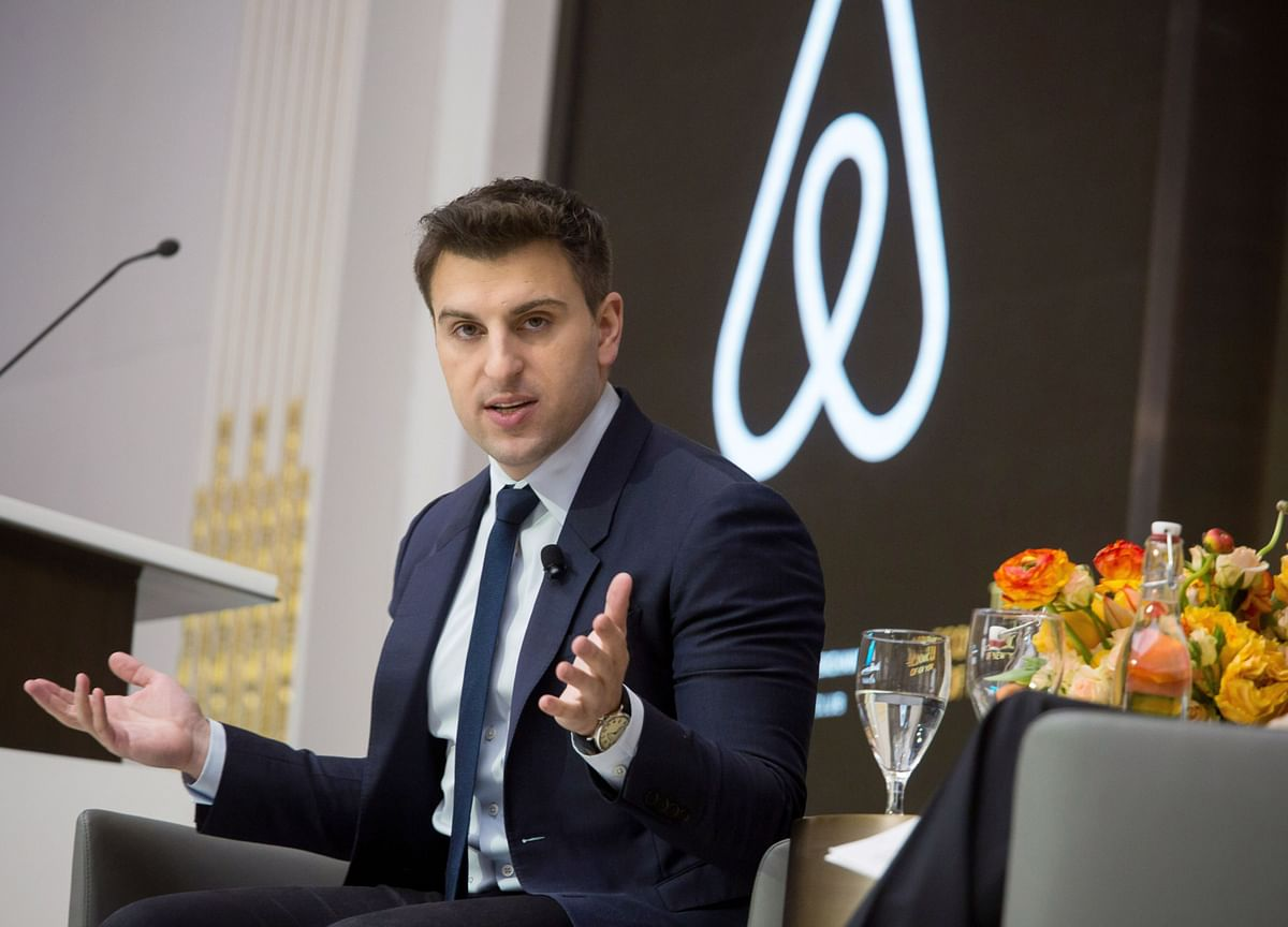 Airbnb to Ban 'Party Houses' After Halloween Shooting, CEO Says