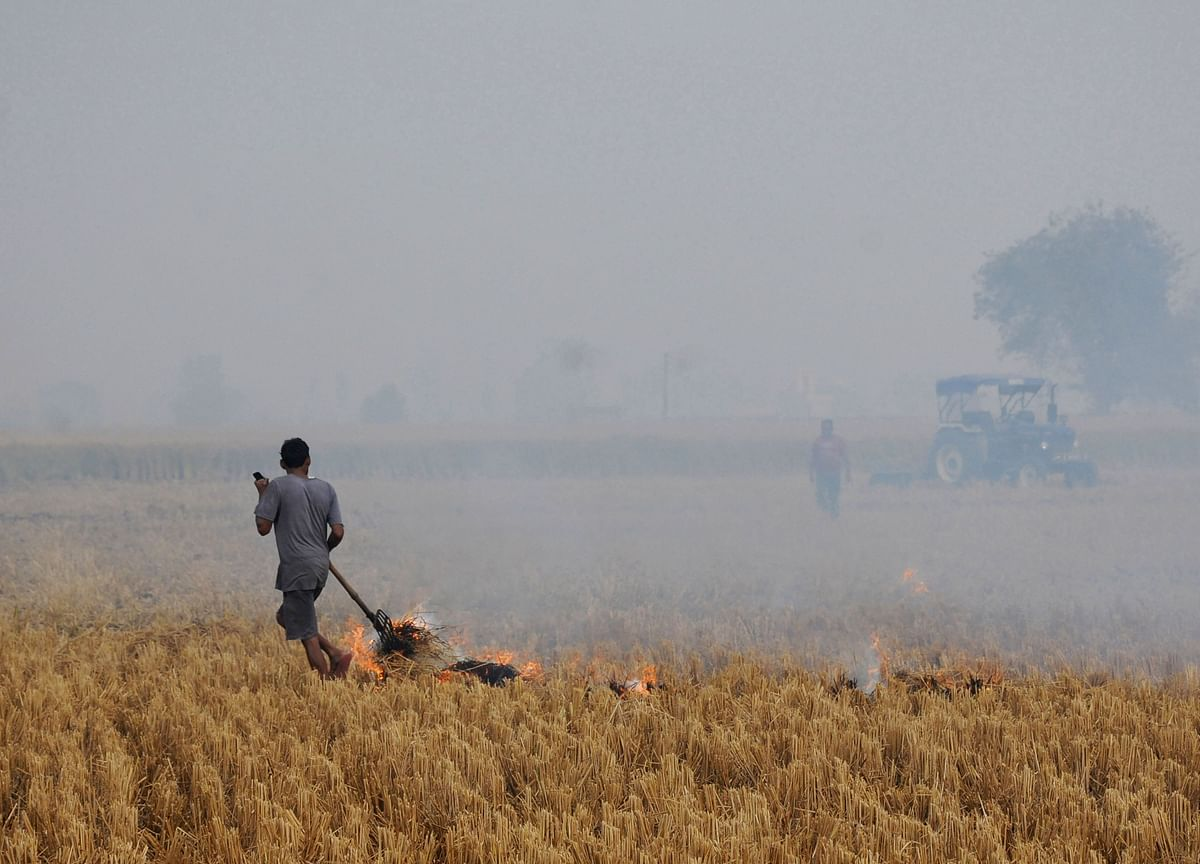 Delhi Pollution: Supreme Court Orders Three States To Financially Help Farmers