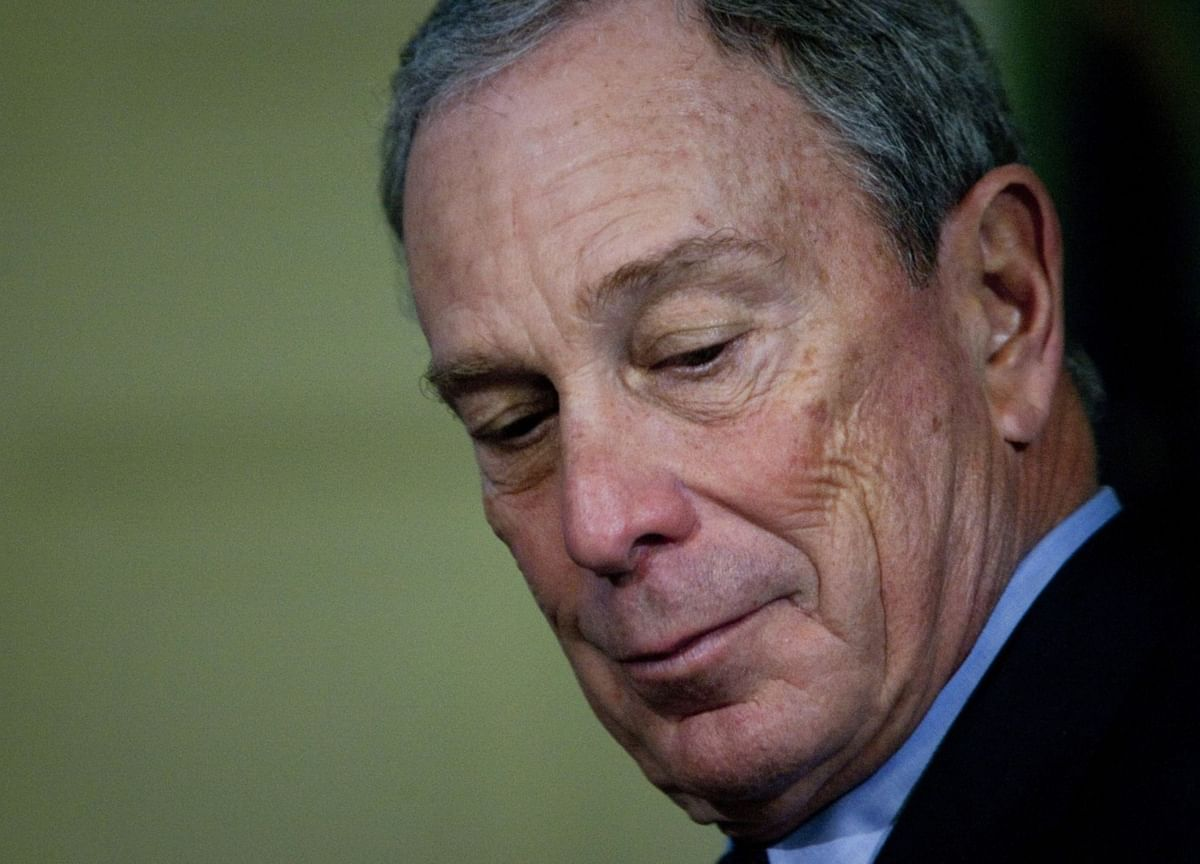 Bloomberg Takes Untested Path to 2020, Skipping Key Contests