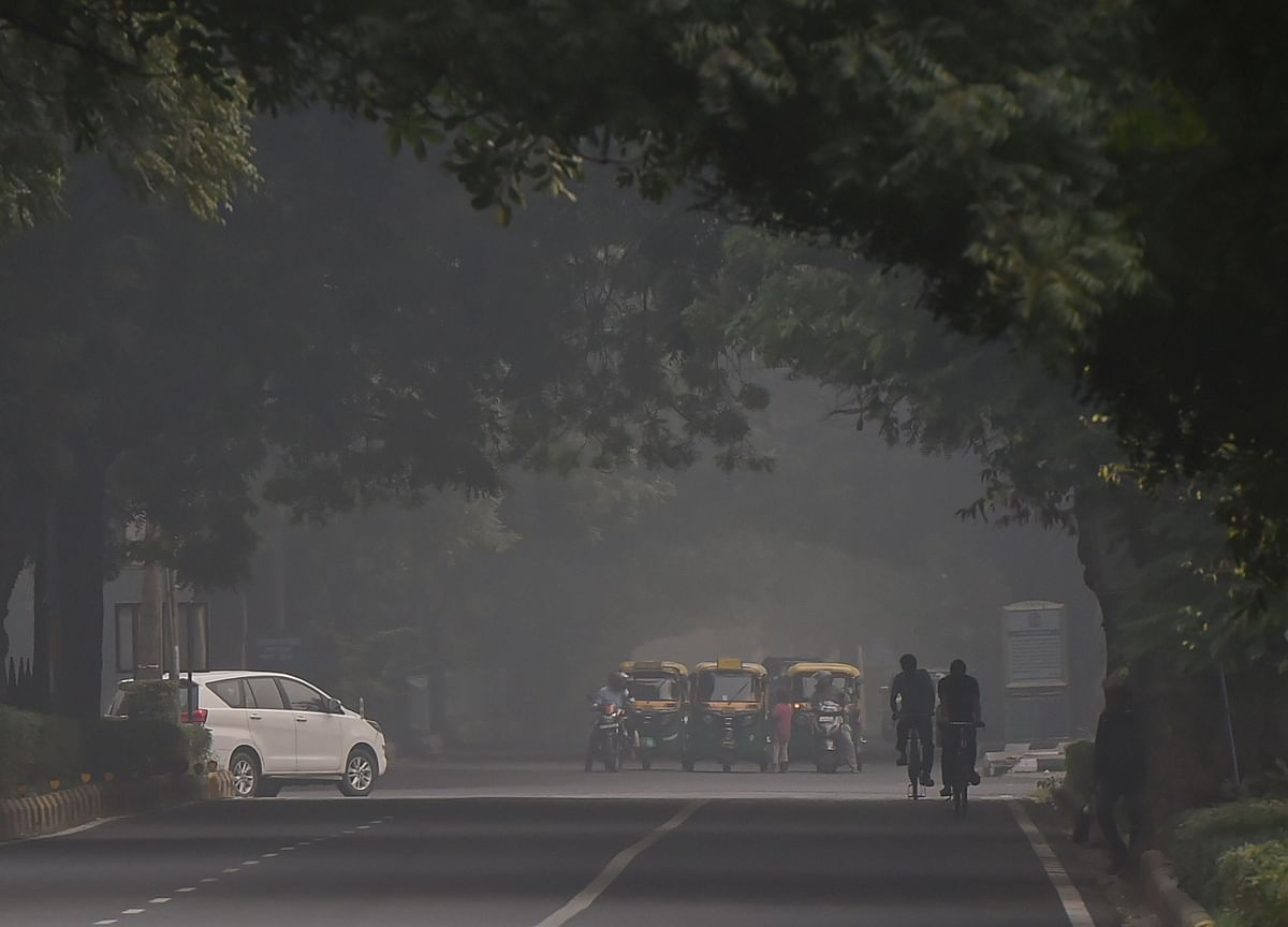 Delhi-NCR Gets Some Relief From Haze, Further Improvement Expected With Rains