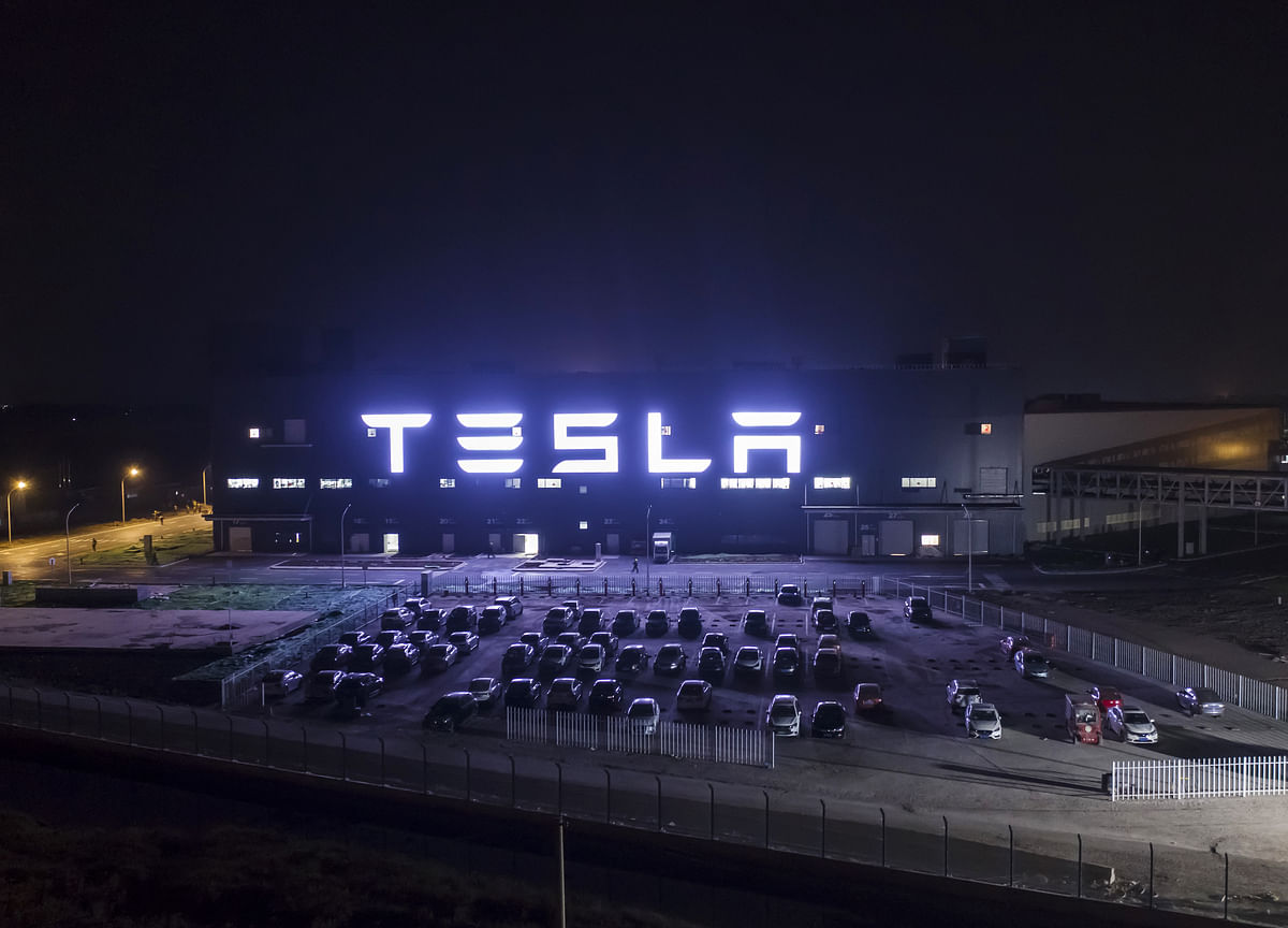 Tesla Considers Cutting Price of China-Built Cars Next Year