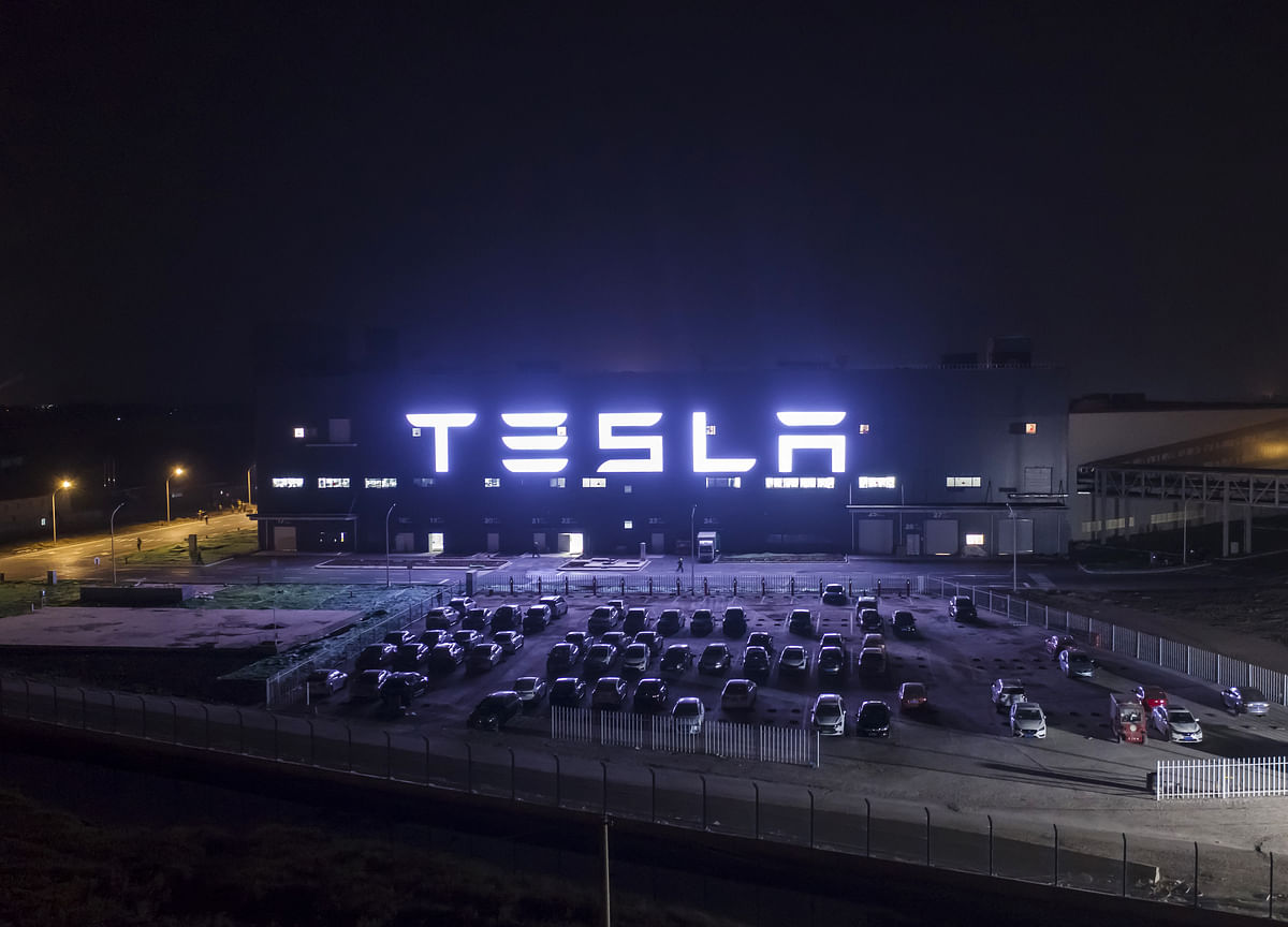 Tesla Target Hiked 30% by Piper Sandler Based on China Potential