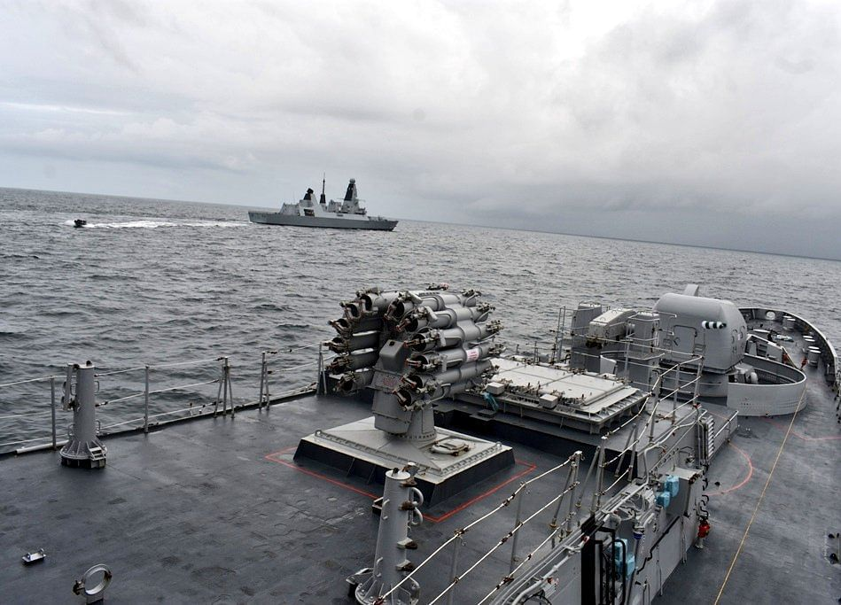 U.S. Approves$1 Billion Sale of Naval Guns to India