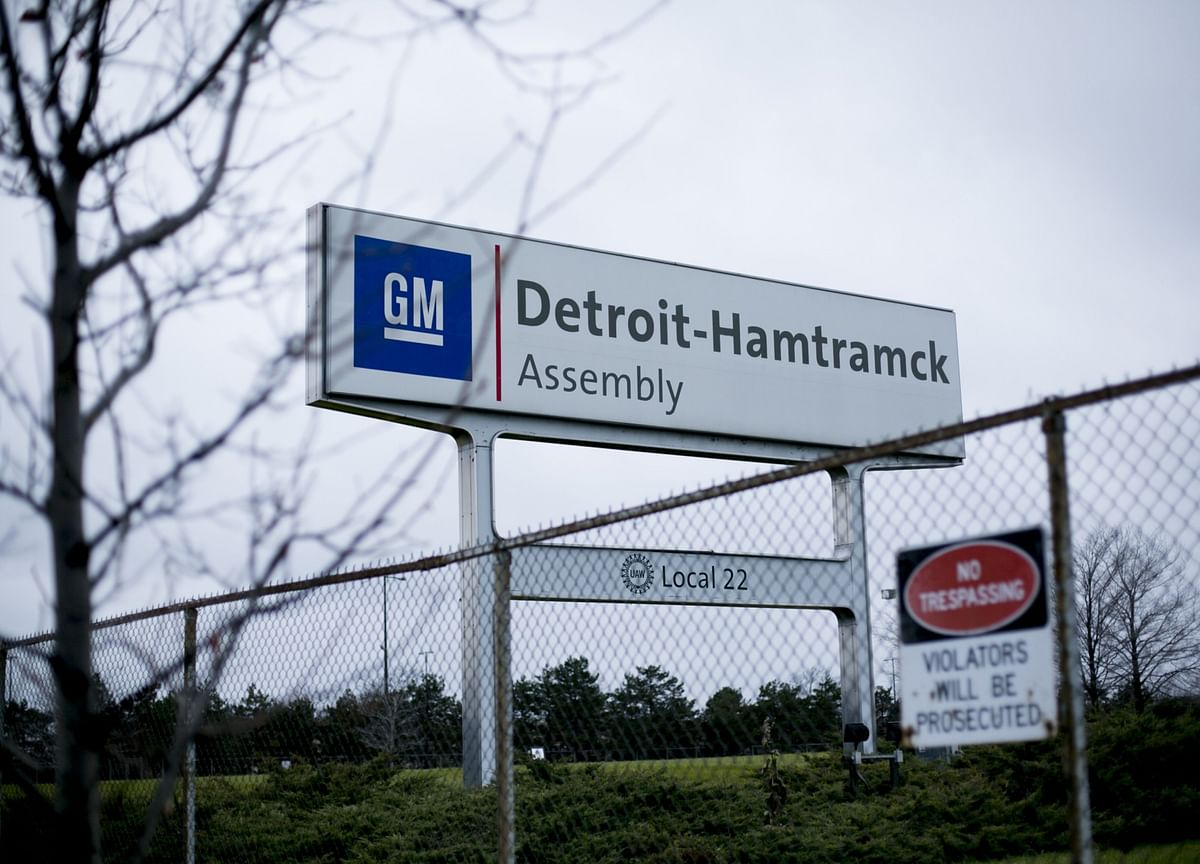 U.S. Factory Output Drops by Most Since April on GM Strike