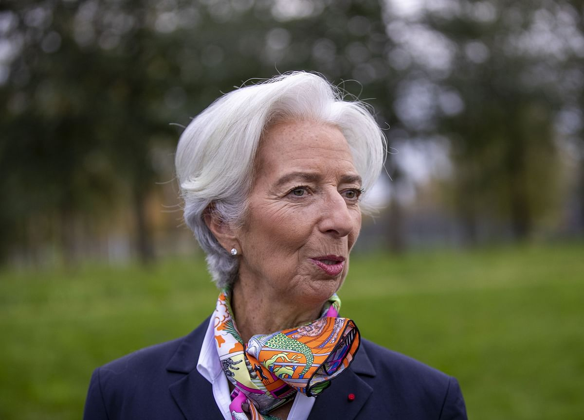 Lagarde's Voila! Shows Ownership of ECB With Her Own Style