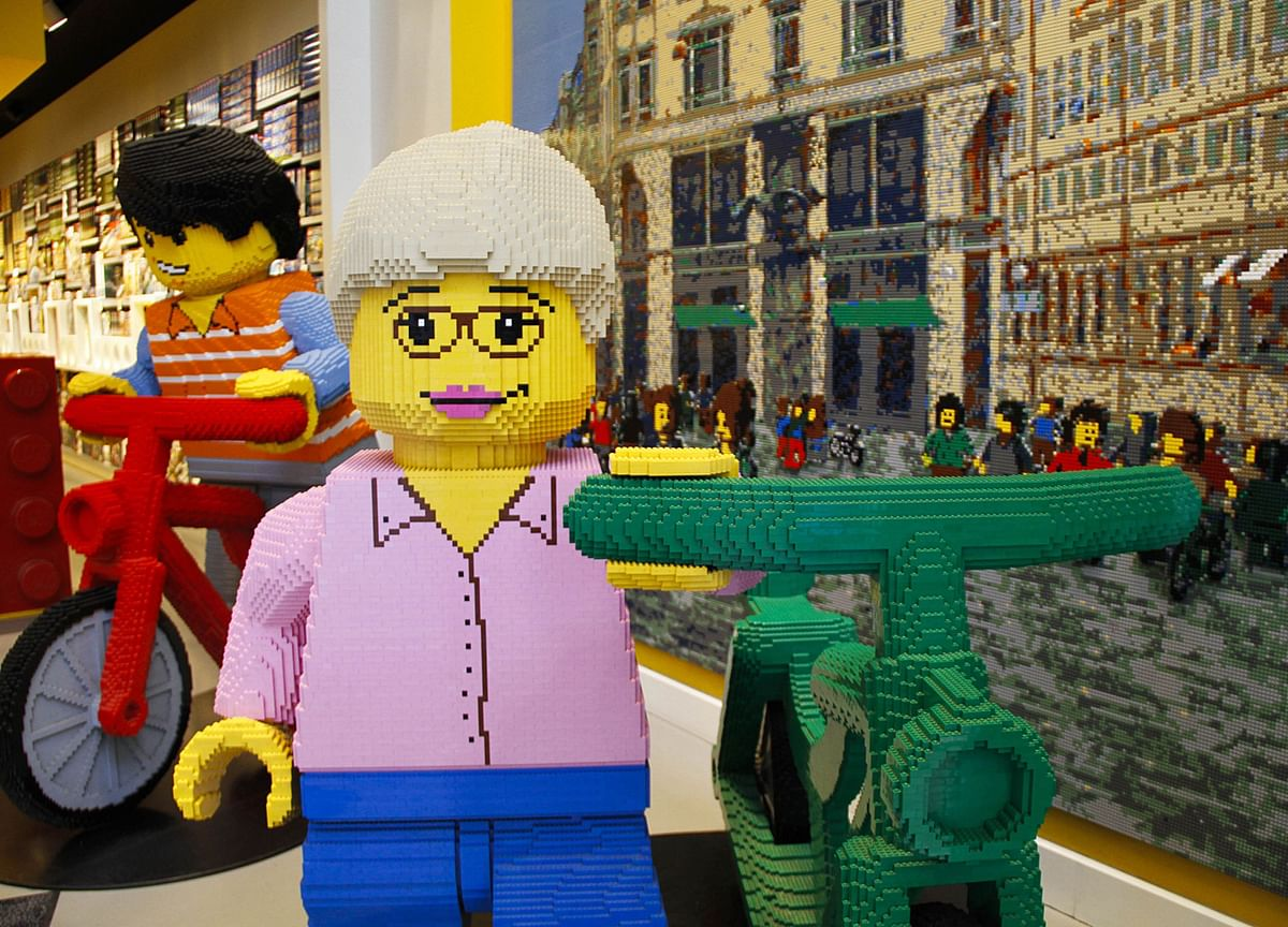 How the Lego Billionaires Lost $150 Million in a Single Day