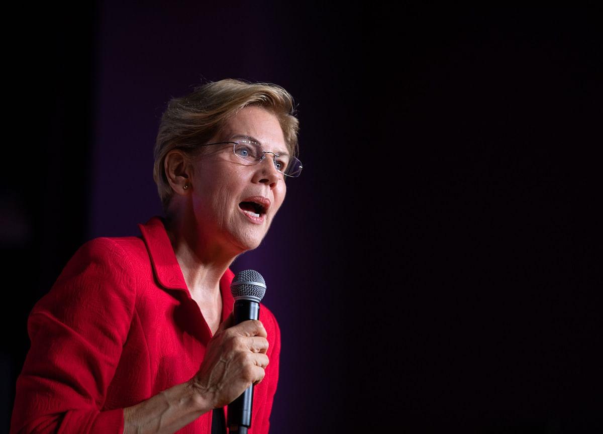 Warren Calls Out Blackstone for 'Shameless' Profits From Housing