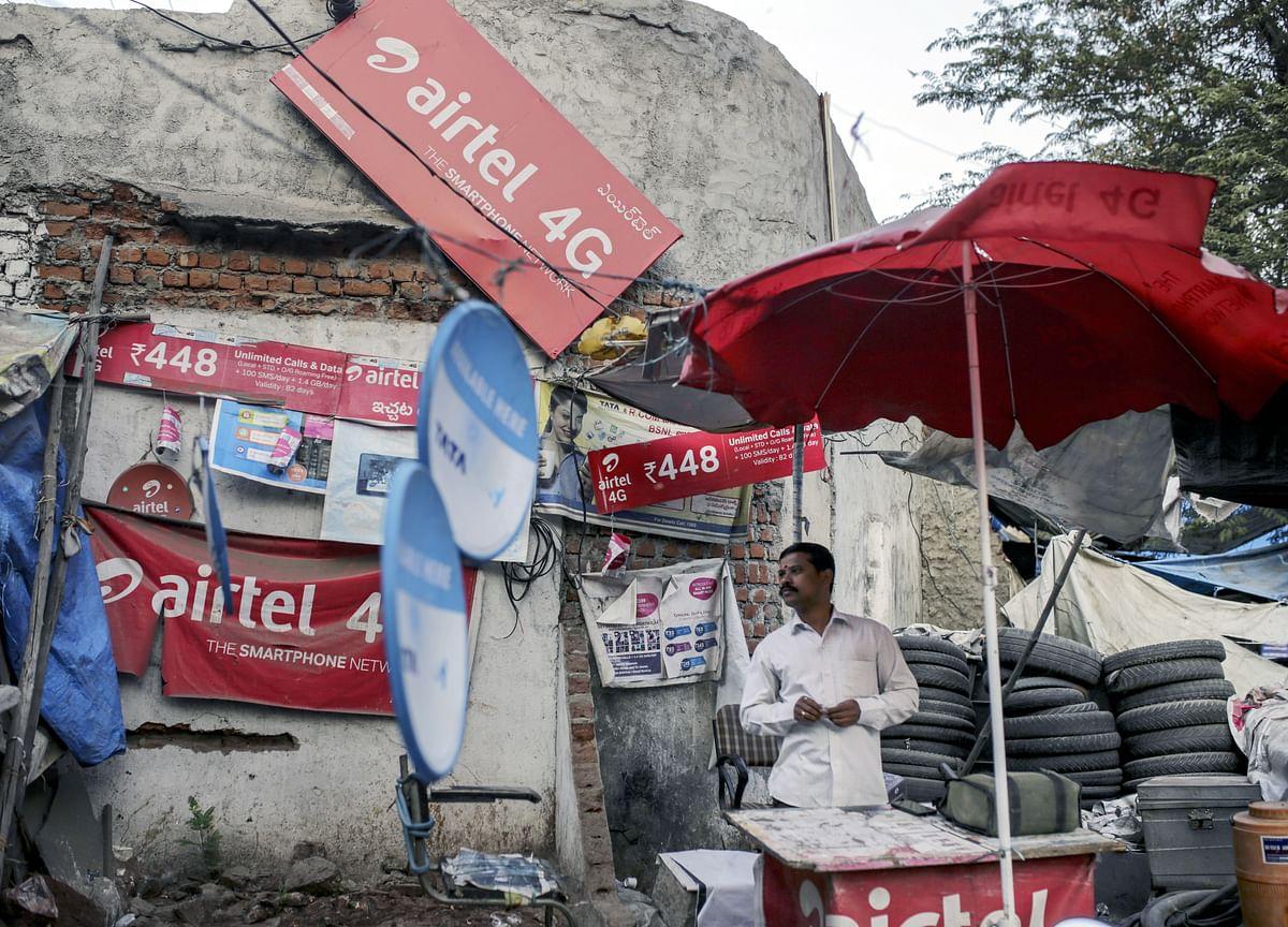 Bharti Airtel, Vodafone Idea To Hike Tariffs Amid  Business Uncertainty