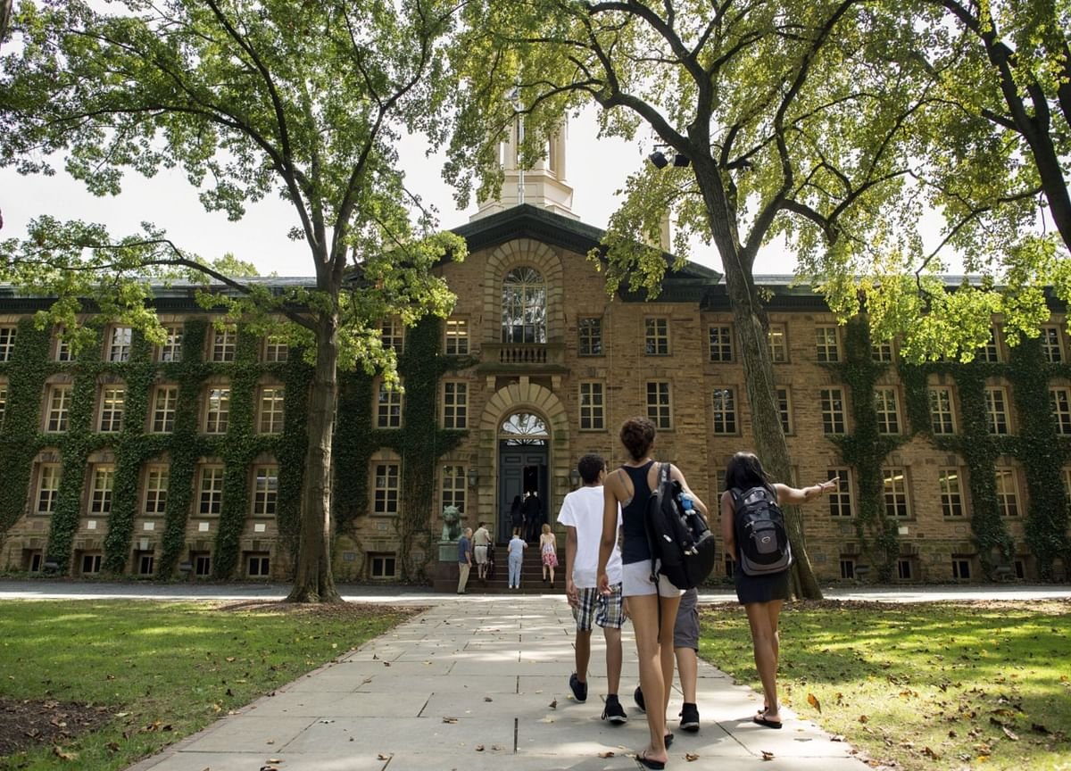 Princeton Draws Inquiry Over Efforts to Diversify Its Endowment Fund