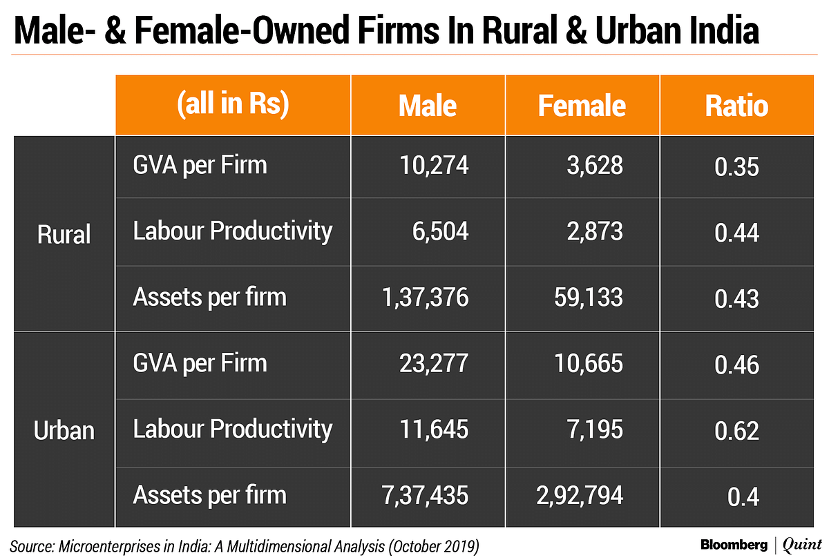 India's Microenterprises Can Spur Jobs, Gender Equity If They Scale Up: Study