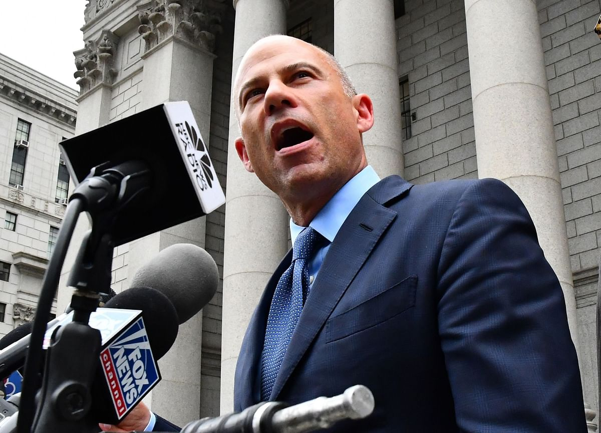 Prosecutors Drop Conspiracy Counts Against Avenatti in Nike Extortion Case