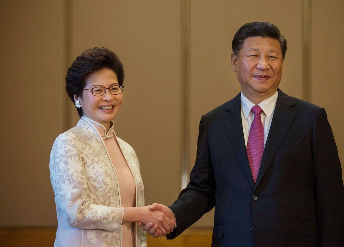 Hong Kong Leader Says China Could Treat City the Same After 2047