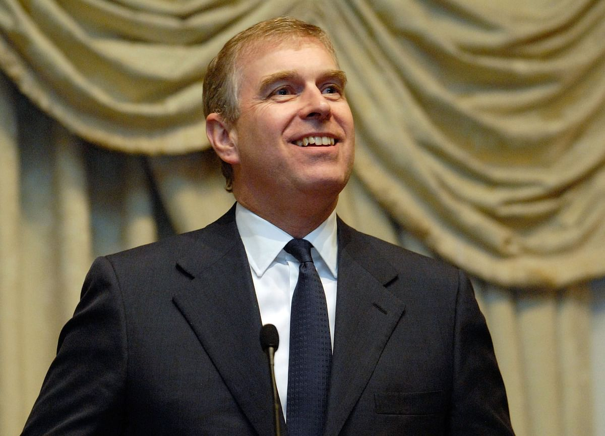 Prince Andrew Has Given 'Zero Cooperation' in Epstein Probe