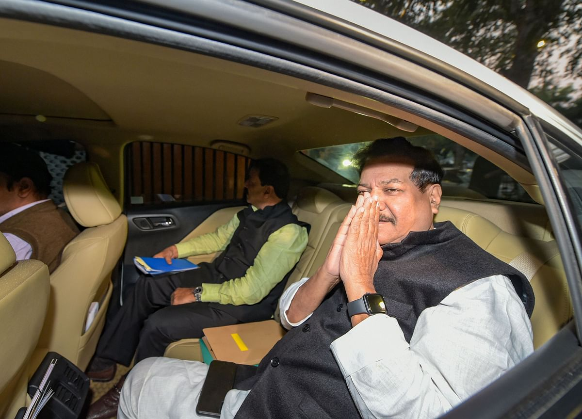 Keeping BJP Out Of Maharashtra Was The Aim Of Three-Party Alliance: Prithviraj Chavan