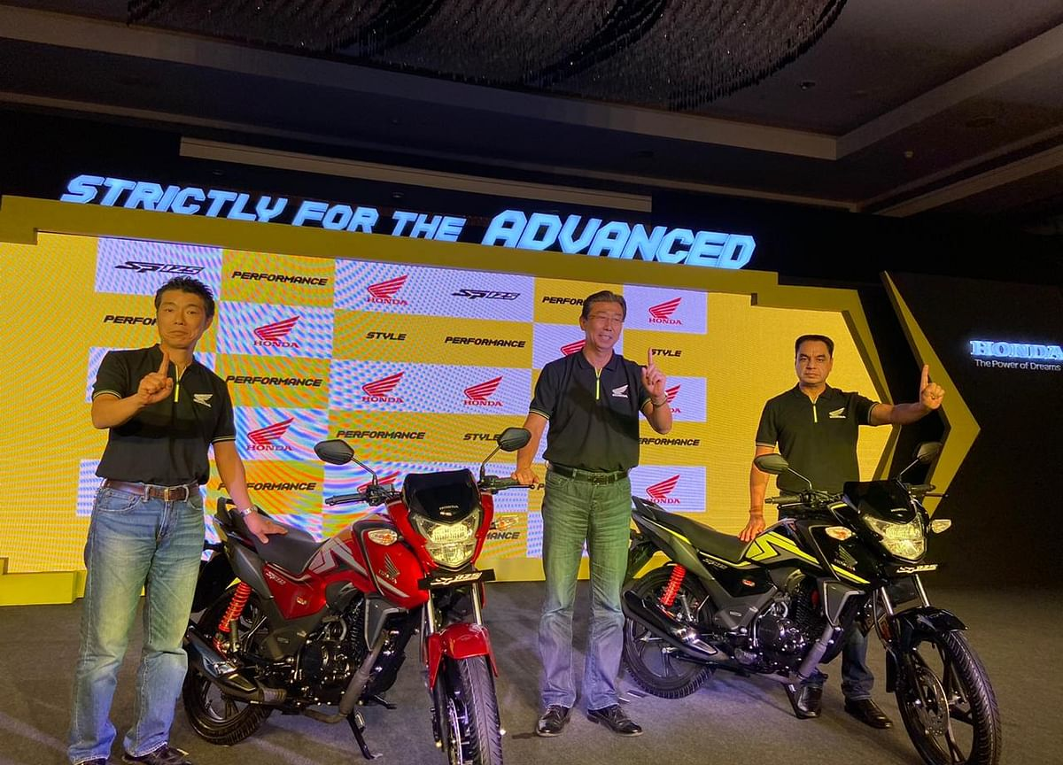 Honda Replaces CB Shine SP With New BS-VI Motorcycle