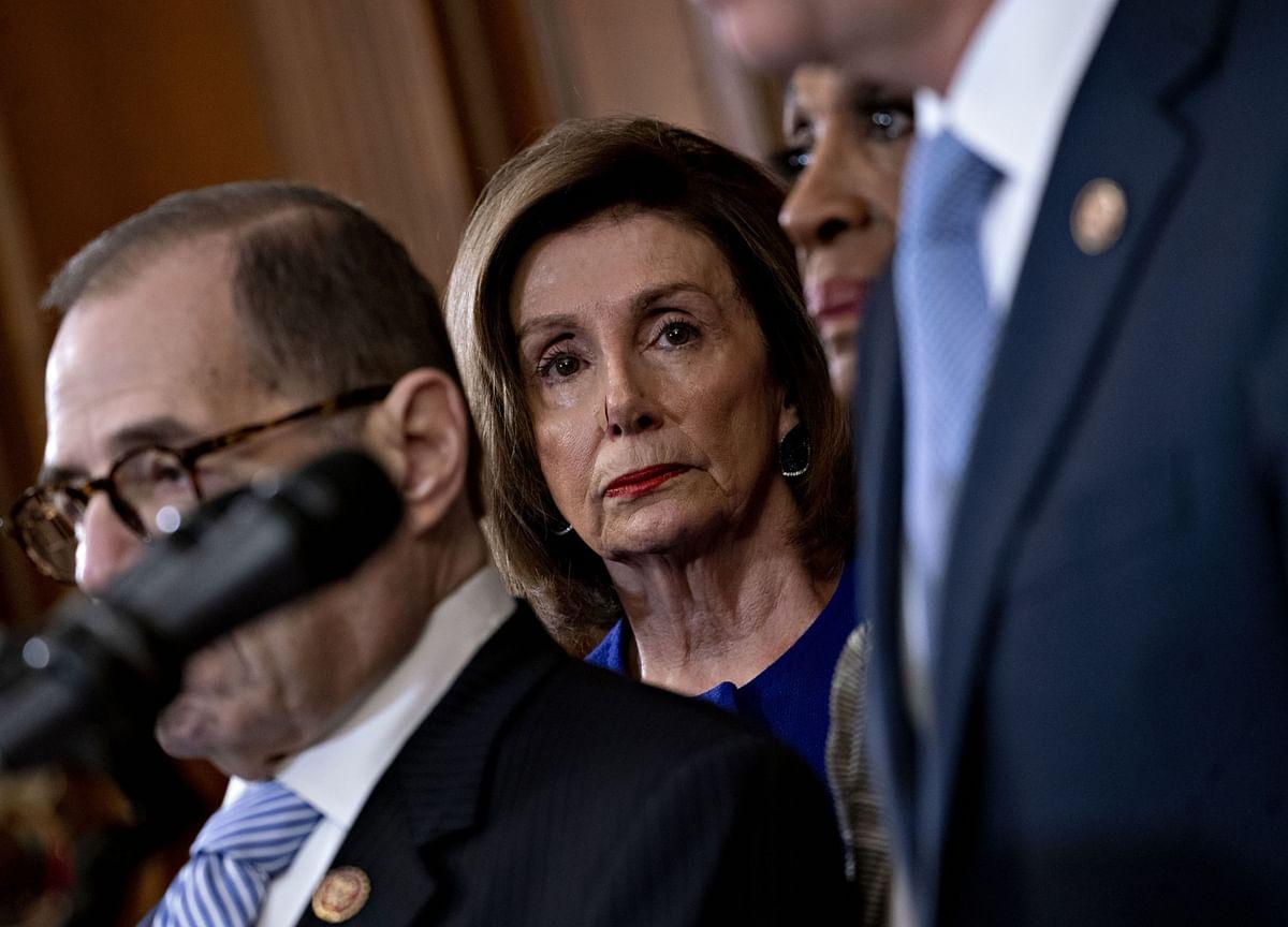 Pelosi's Impeachment Plan Isn't Set in Stone Yet