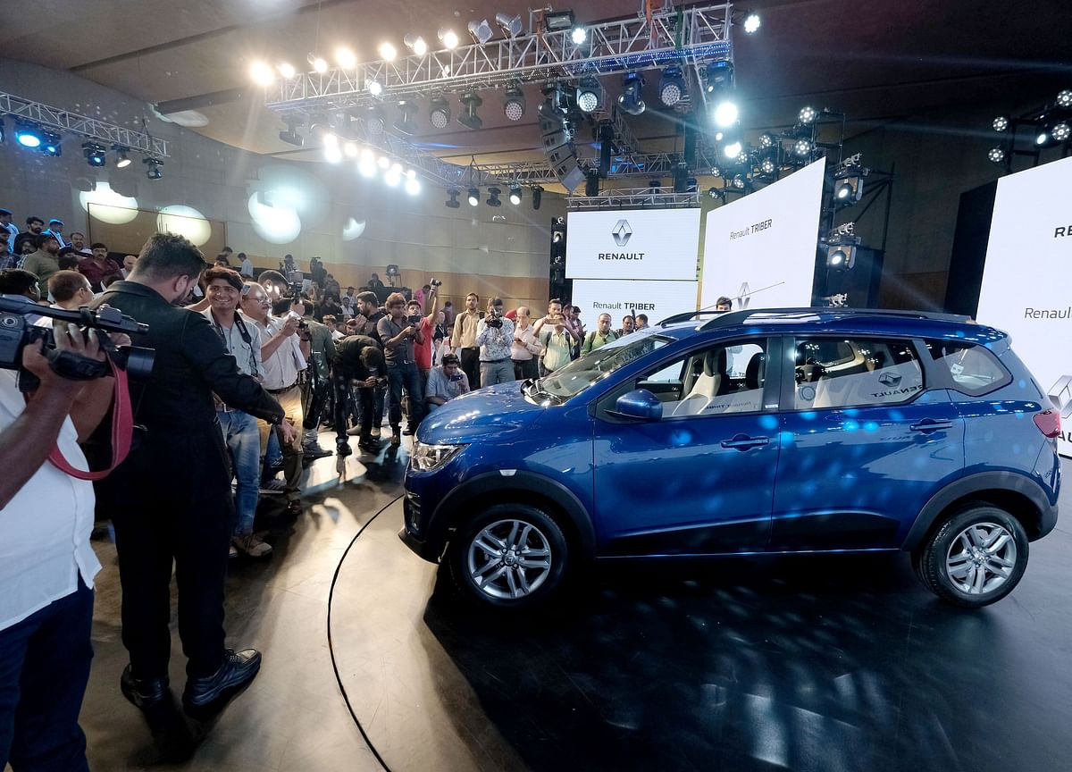 Renault Launches Made-In-India Triber MPV In South Africa