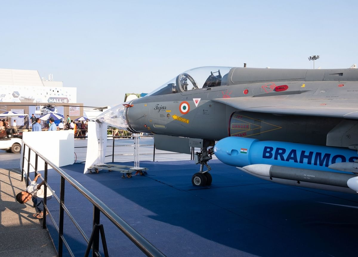Government Plans To Sell 15% Stake In Hindustan Aeronautics
