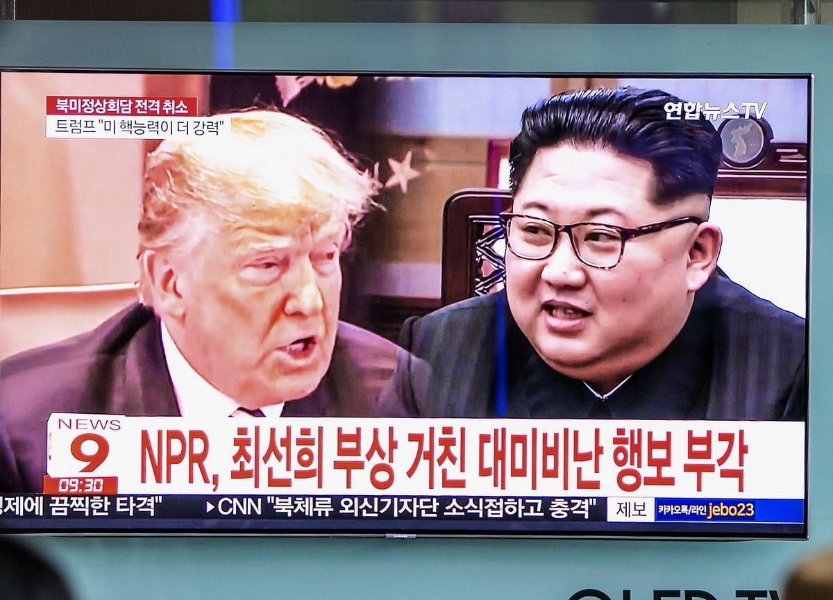 North Korea Blasts 'Old, Erratic' Trump as Rhetoric Heats Up