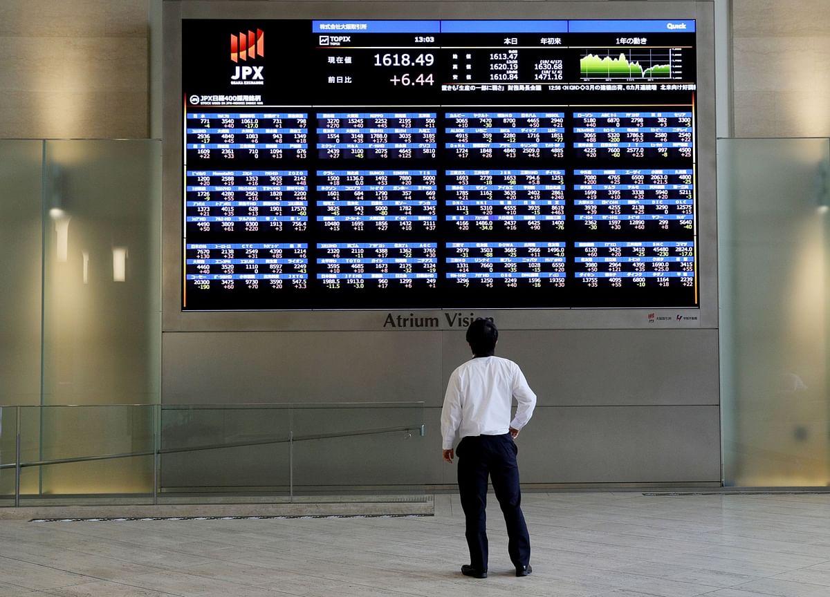 Stocks Fall in Light Trading; Bonds, Dollar Drop: Markets Wrap
