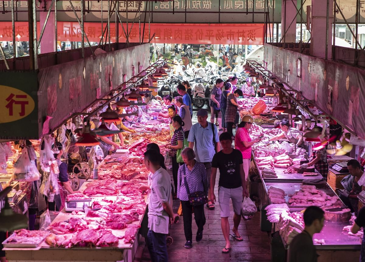 China Clampdown on Illegal Meat Risks $2 Billion Trade