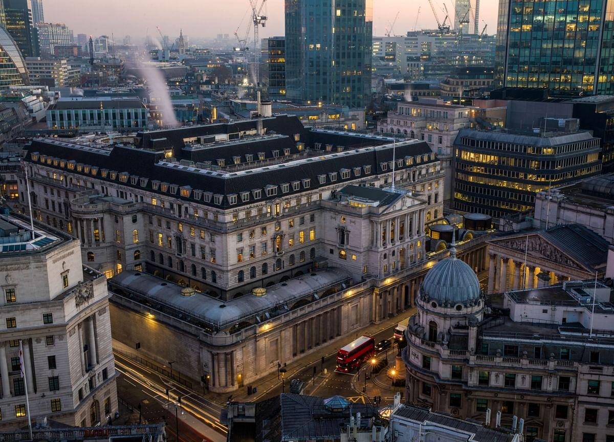 U.K. Third-Quarter Growth Revised Higher