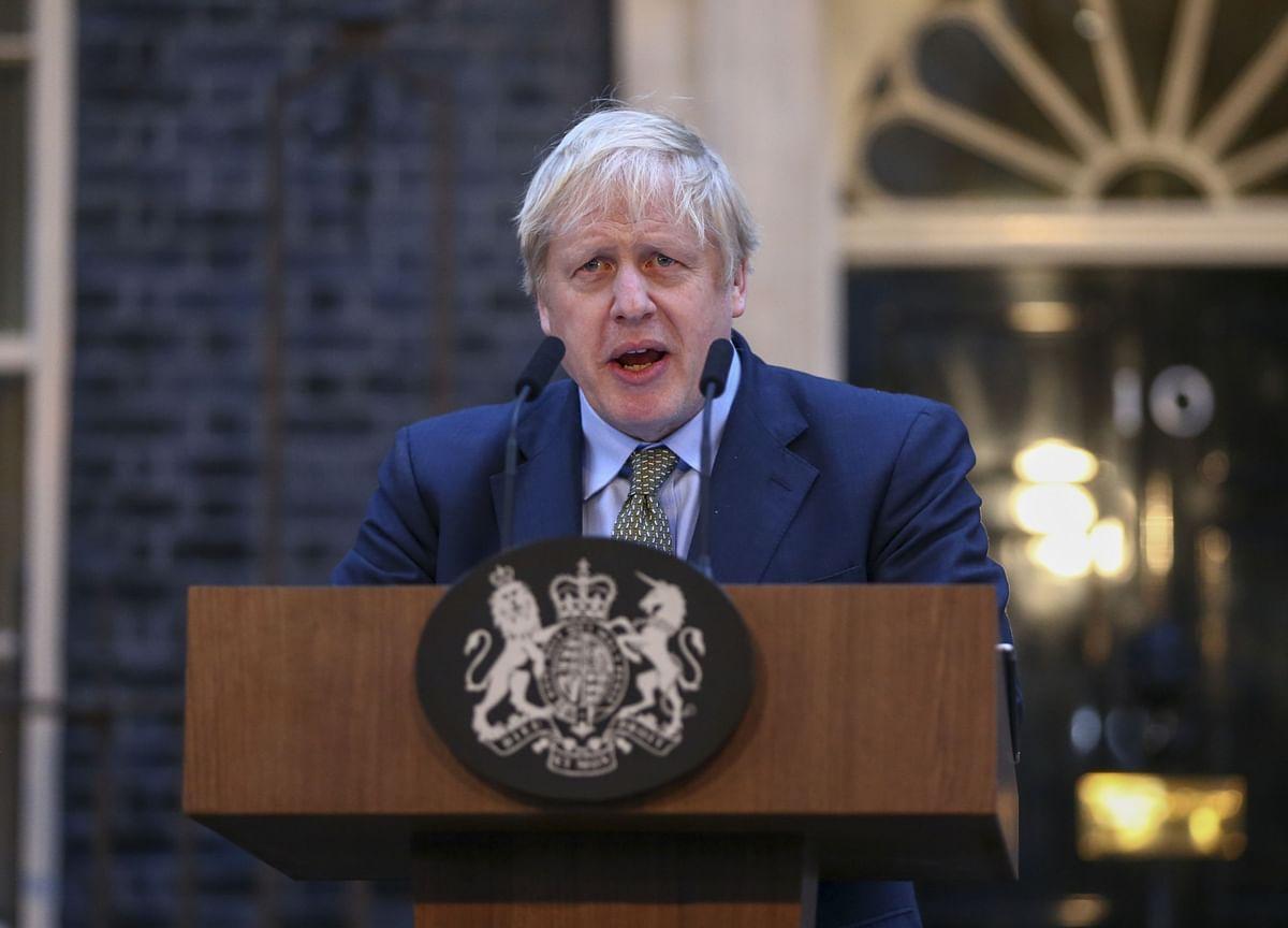 Boris Johnson Warns Hospitals on Brink as U.K. Deaths Hit Record