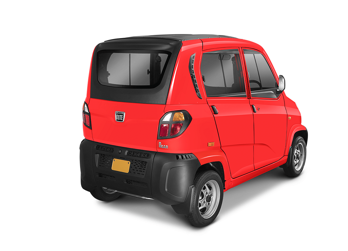 Government Invites Public Comments For Mandating BS-VI Norms For Quadricycles