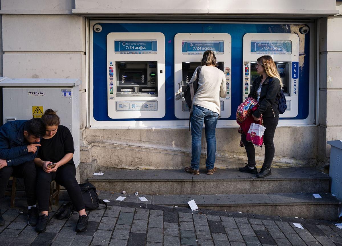 Banks Facing Data Crisis May Need Political Help, Denmark Warns