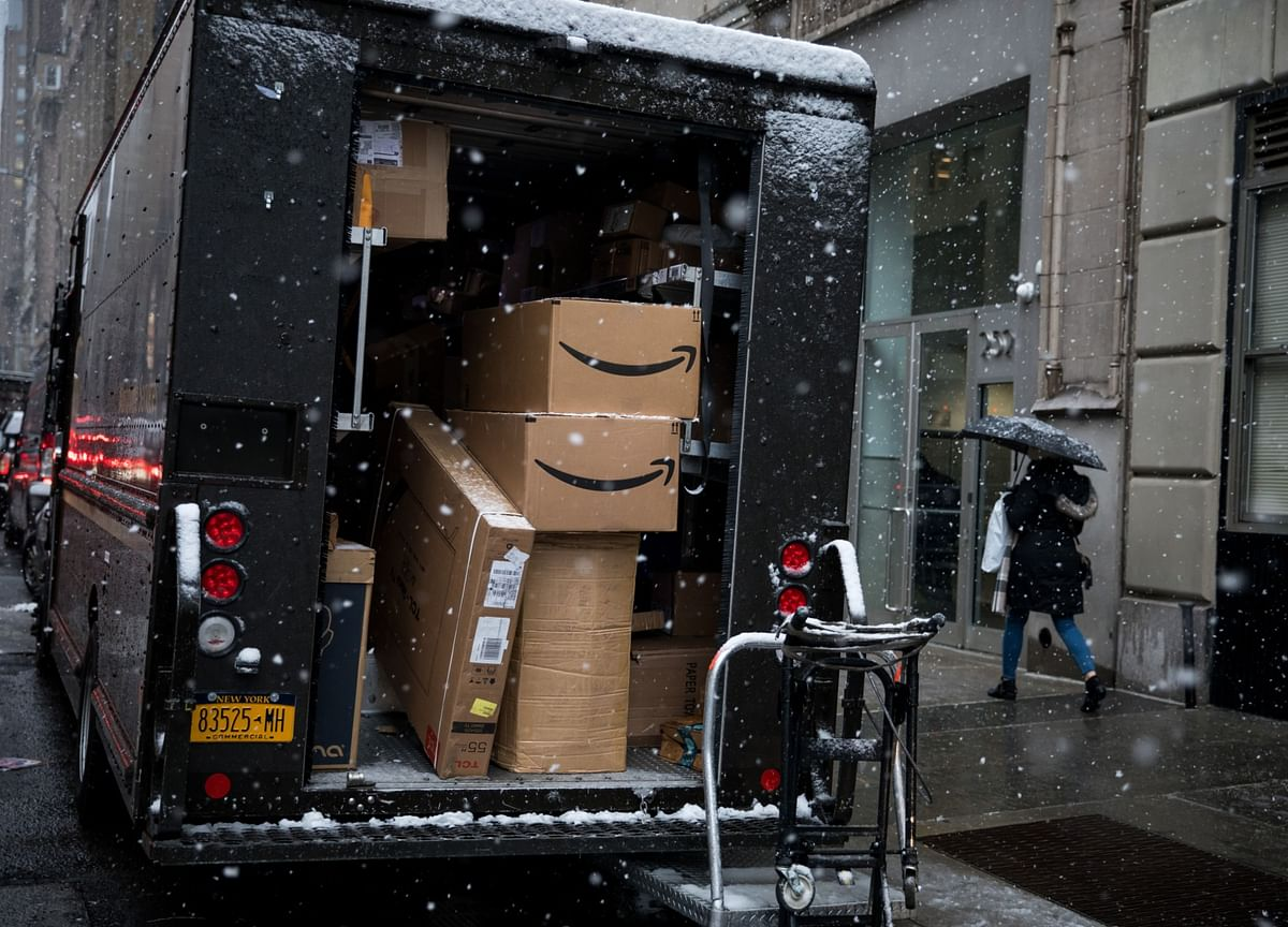 Amazon Is Its Own Biggest Mailman, Shipping 3.5 Billion Parcels