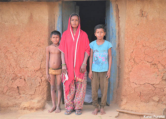 For eight months last year, Shakila Bibi, 28, did not receive rations under the public distribution system because the point-of-sale machine to confirm beneficiaries' identity would not recognise her thumbprint.