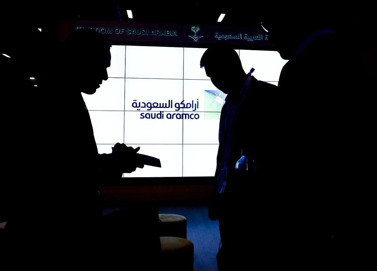 Aramco Share Price to Face Renewed Test as Oil Slumps