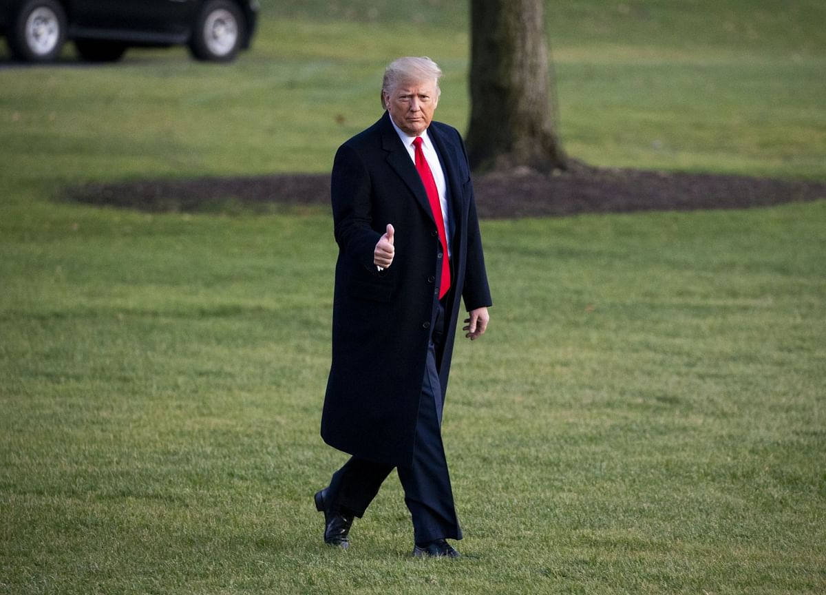 Trump Impeached on Two Counts by House, Setting Up Senate Trial