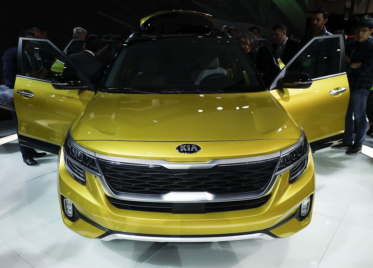 Kia Motors Hikes Seltos Prices By Up To Rs 35,000