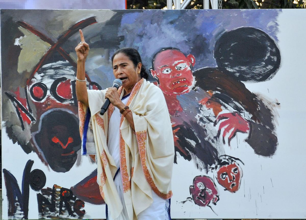 India Facing New Crisis In Which Divide And Rule Is Law, Says Mamata Banerjee