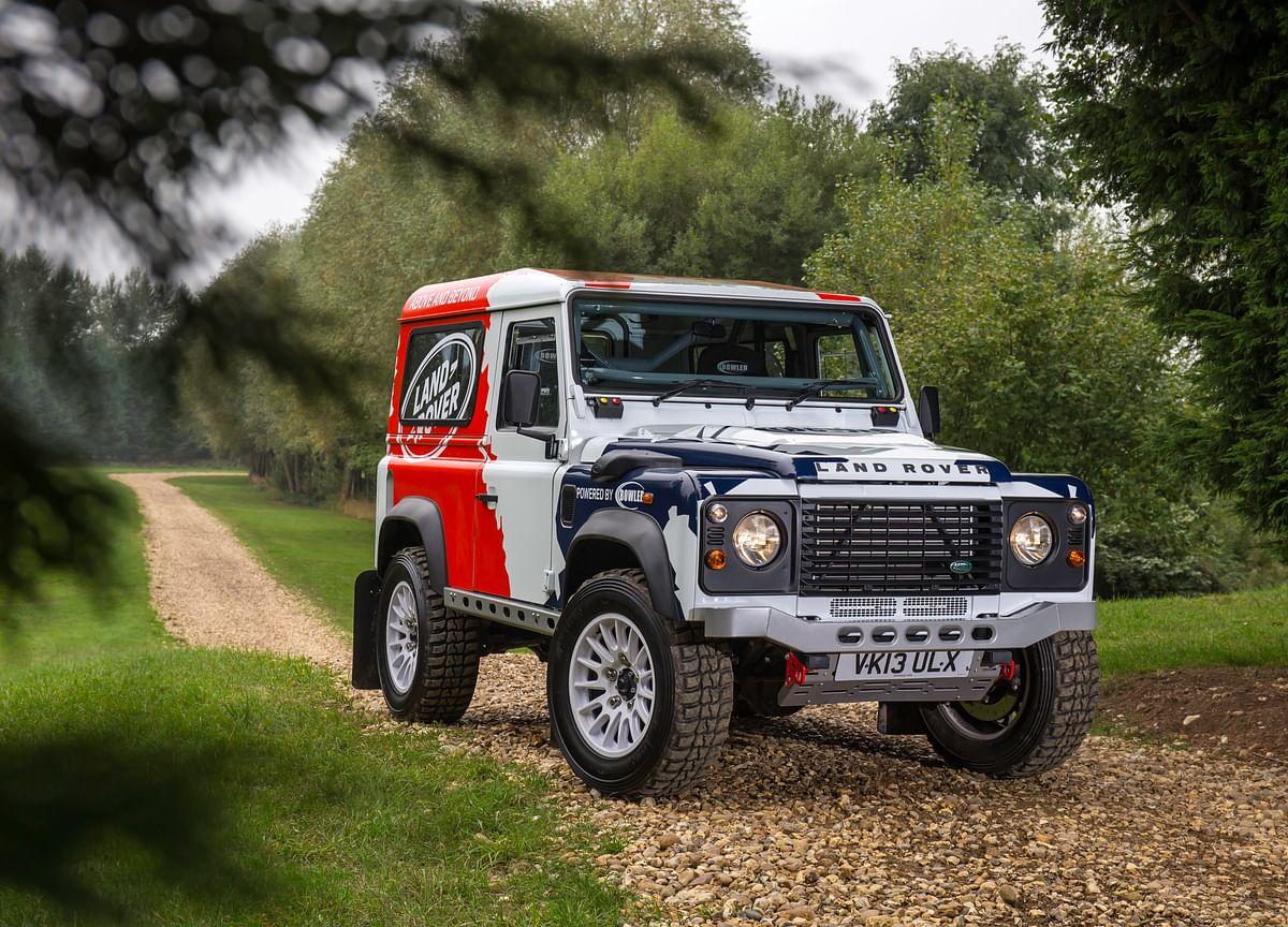 Tata Motors' JLR Acquires U.K.-Based Off-Road Carmaker Bowler