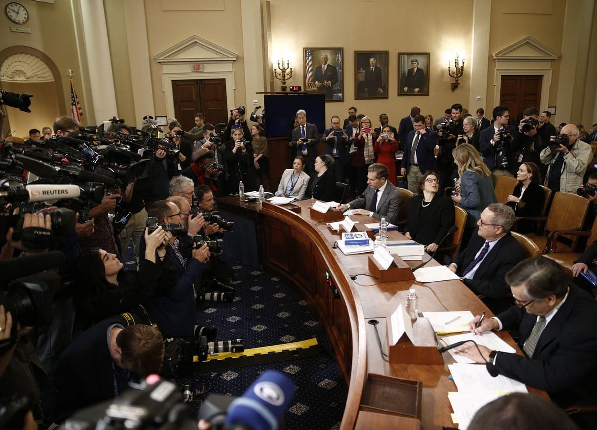 Nadler Says Trump's Conduct 'Impeachable': Impeachment Update