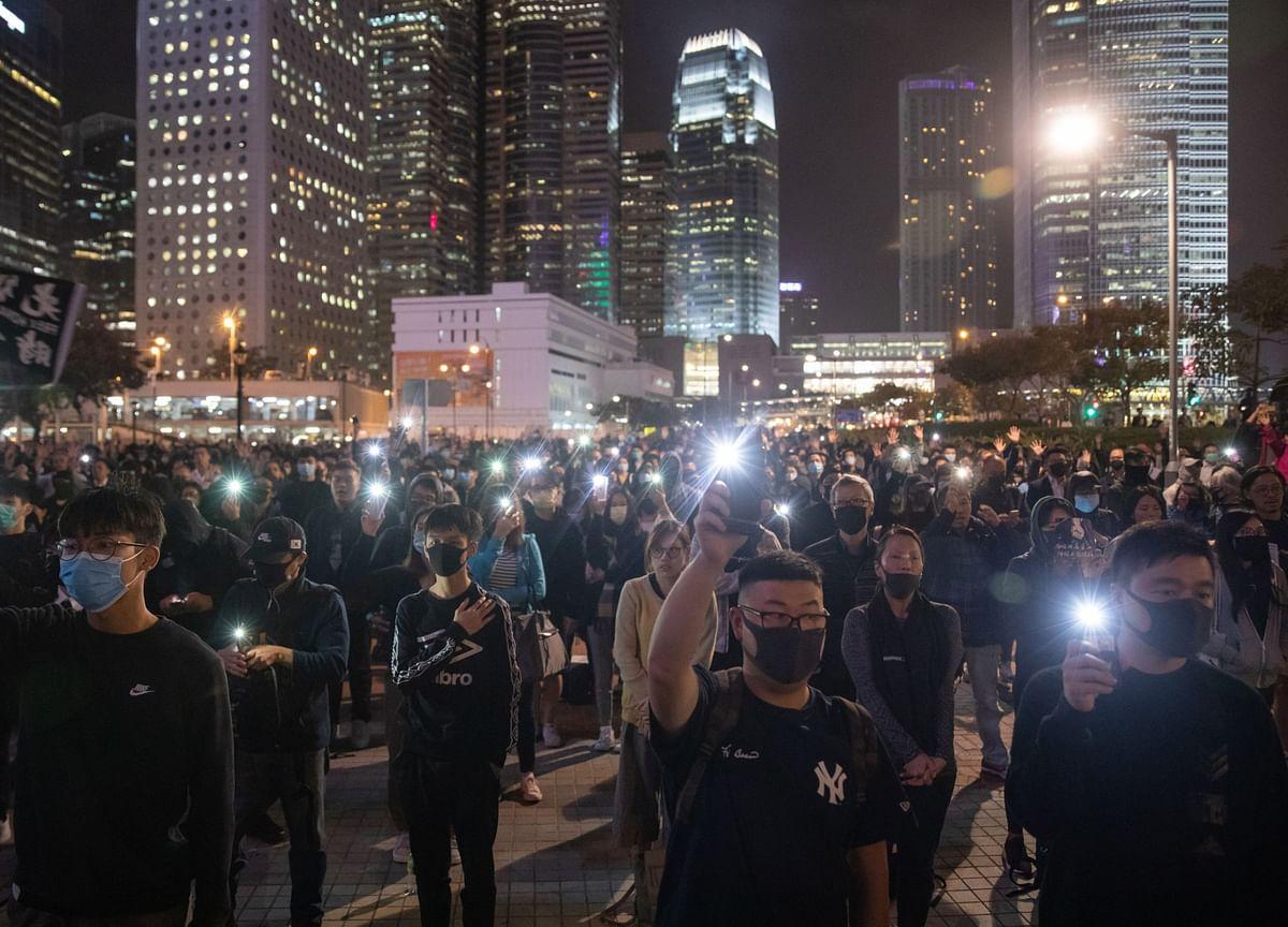 Hong Kong Residents Eye Homes Overseas as Protests Drag On