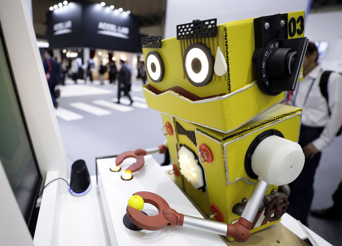 Robots Are Very Bad News for Millennial Workers