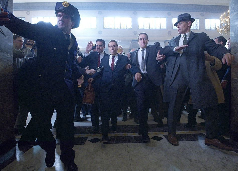 'Irishman' Watched by 40 Million Households Over First Month