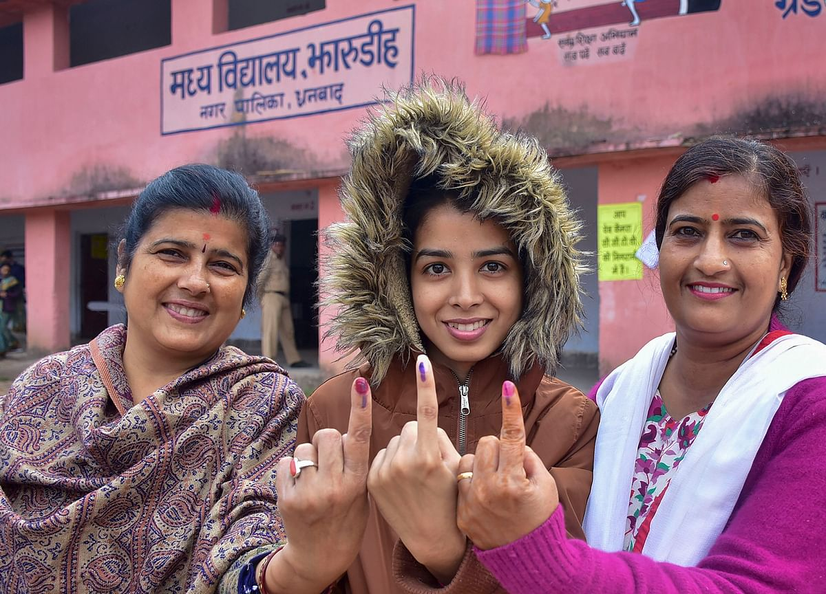 Exit Polls Predict Hung Assembly In Jharkhand