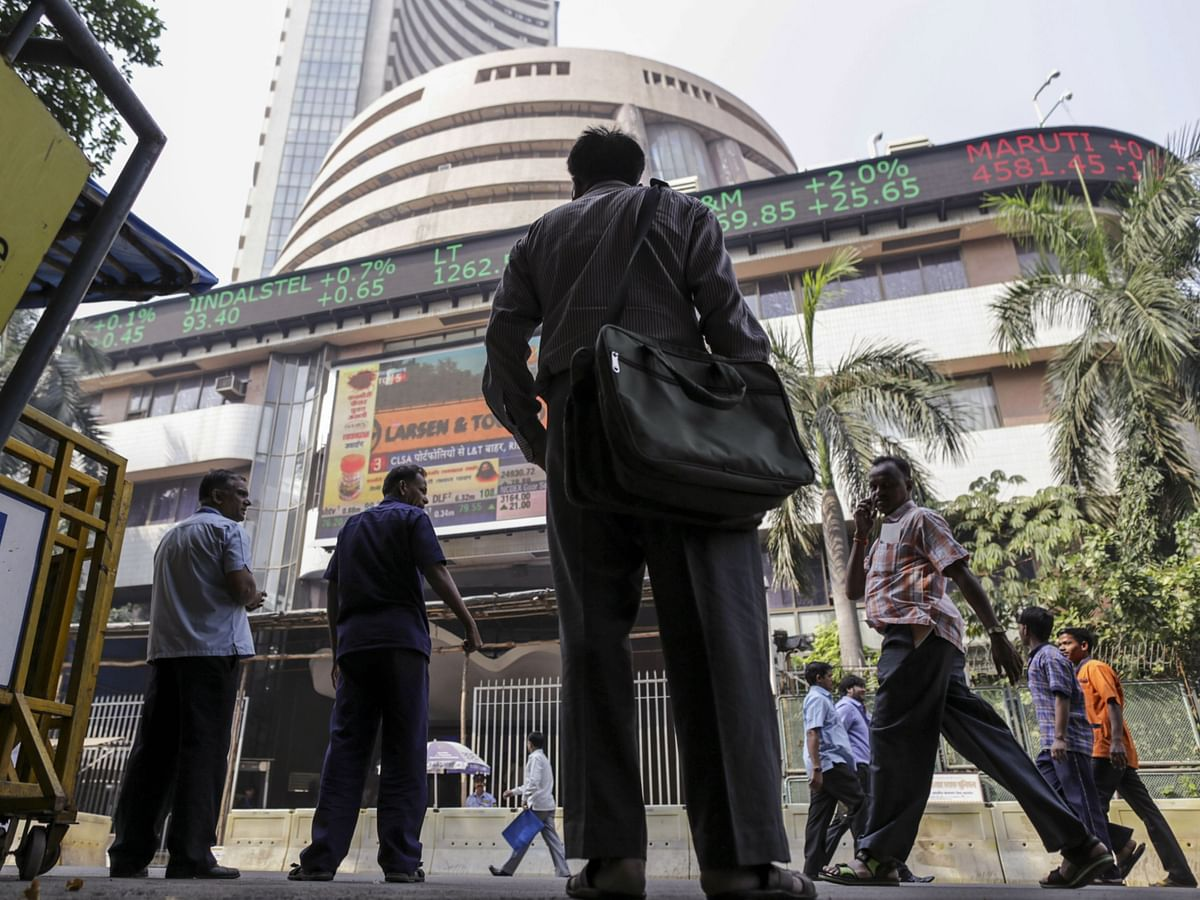 Leading India Fund Bets Its Returns On Financial Stocks