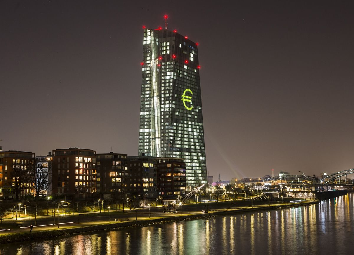 ECB Study Finds There's Room to Cut Rates Further, in Theory