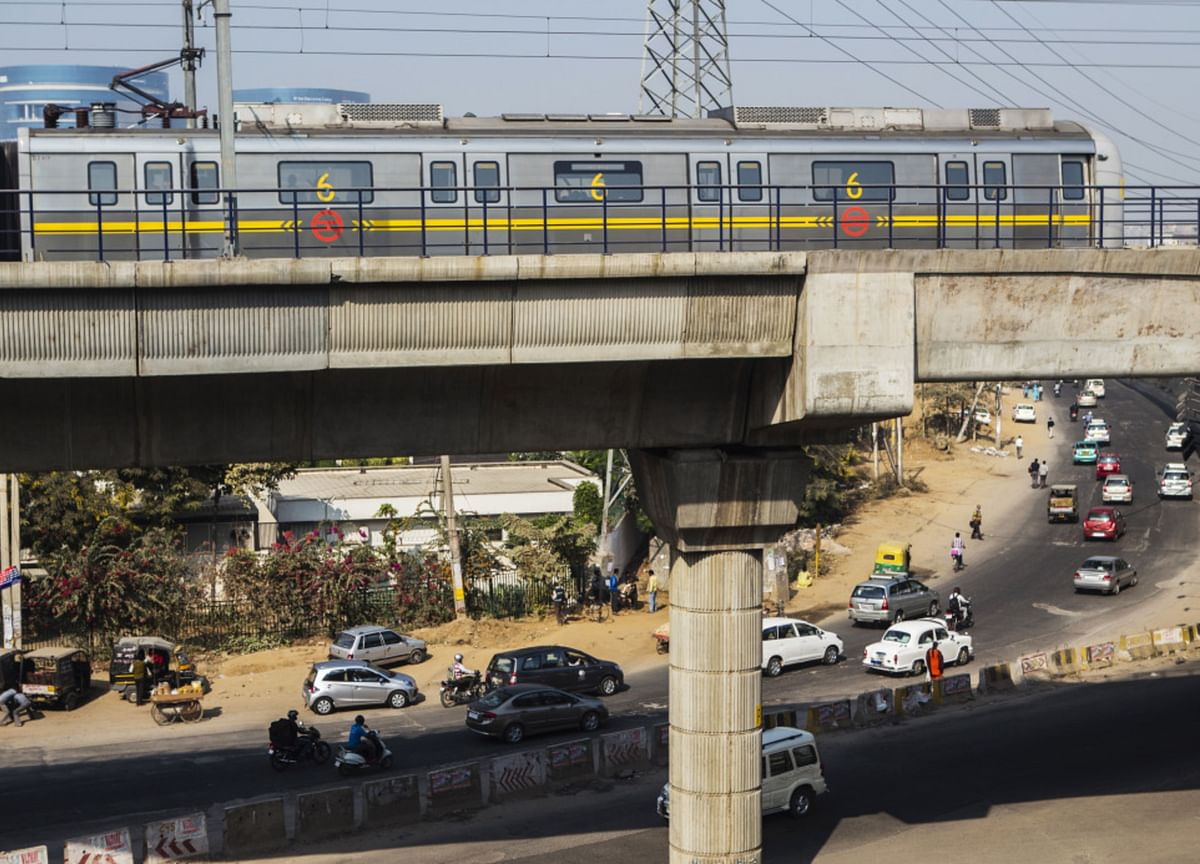 Cabinet Approves Revision In Funding Pattern Of Phase-IV Of Delhi Metro