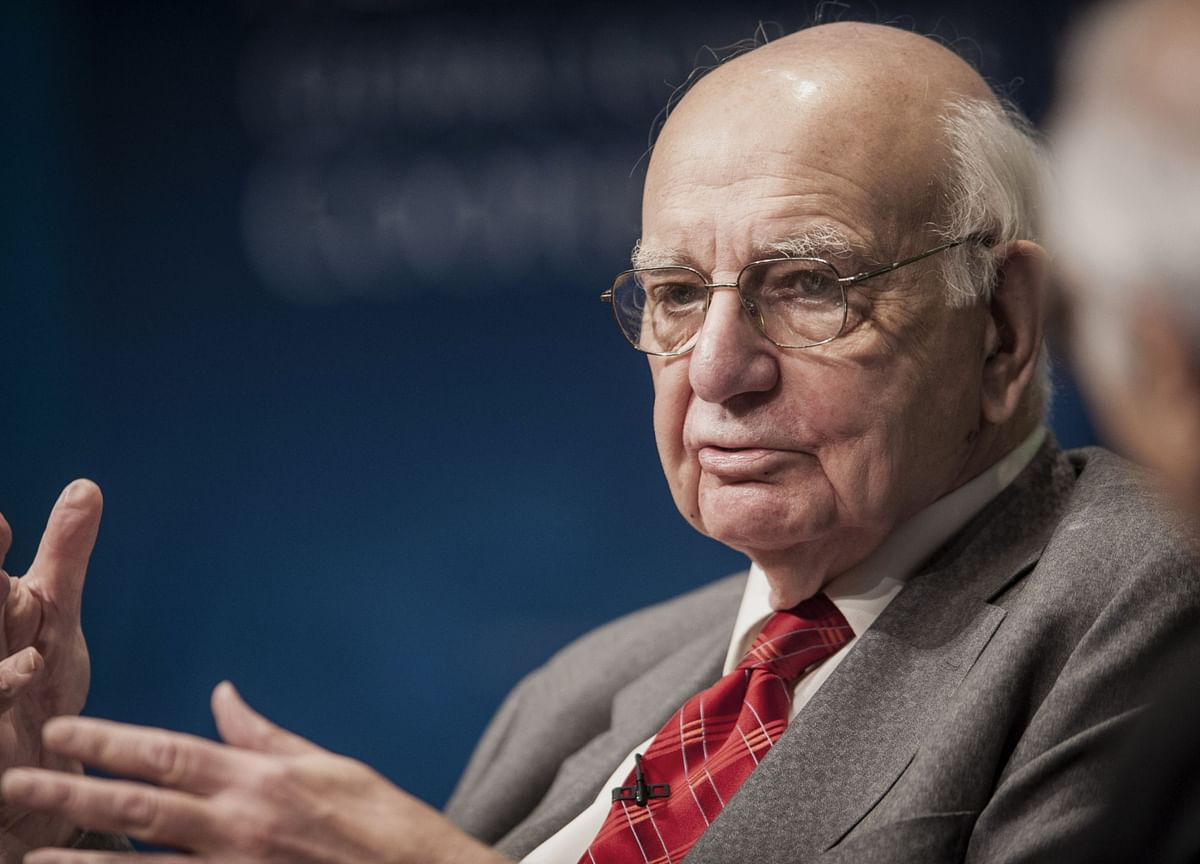Paul Volcker and Felix Rohatyn Are Remembered in NYC for Decades of Service