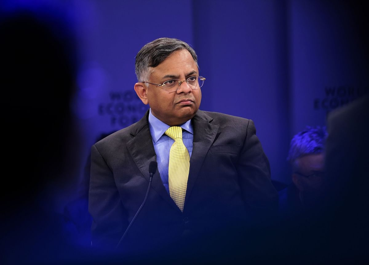 Too Many Obstacles To Business In India, Says N Chandrasekaran