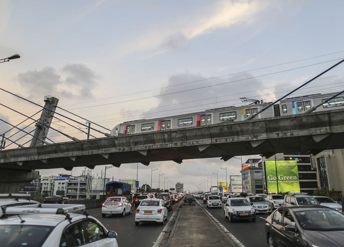 Mumbai May Have At Least Two Operational Metro Lines In 2020