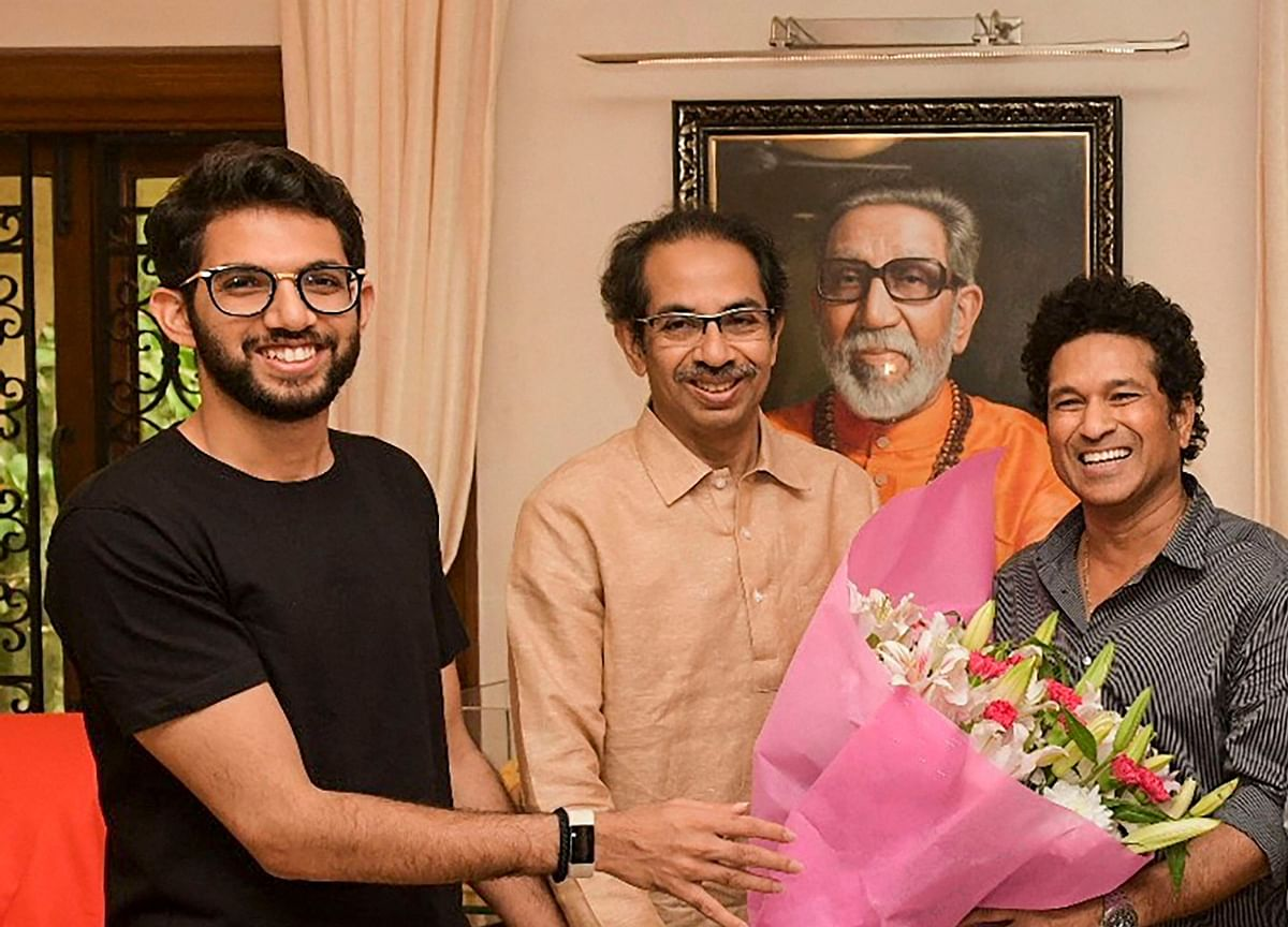 Sachin Tendulkar's Security Downgraded, Aaditya Thackeray's Upgraded
