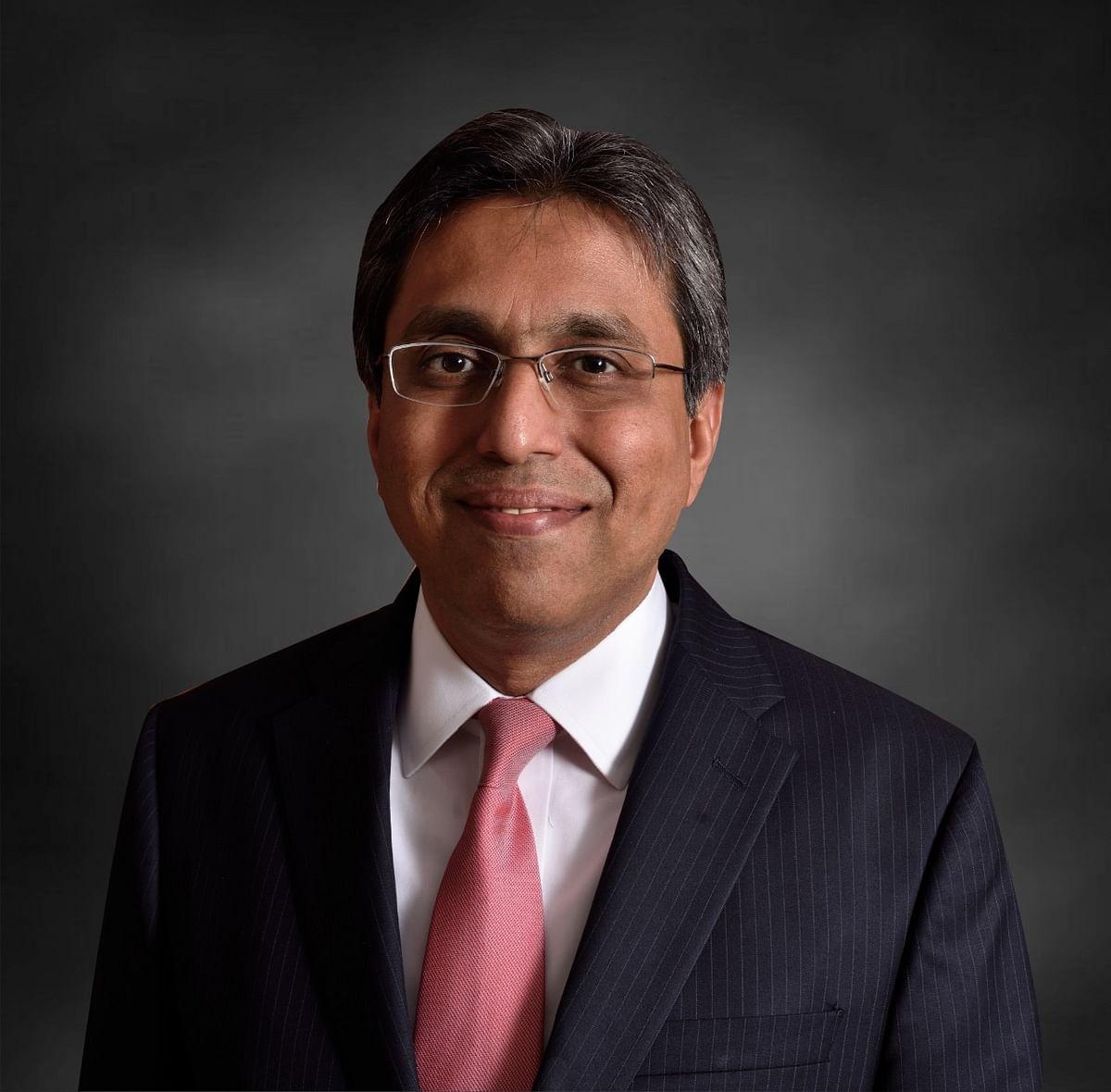 Anish Shah, group president (strategy), Mahindra & Mahindra Ltd. (Source: Company Website)