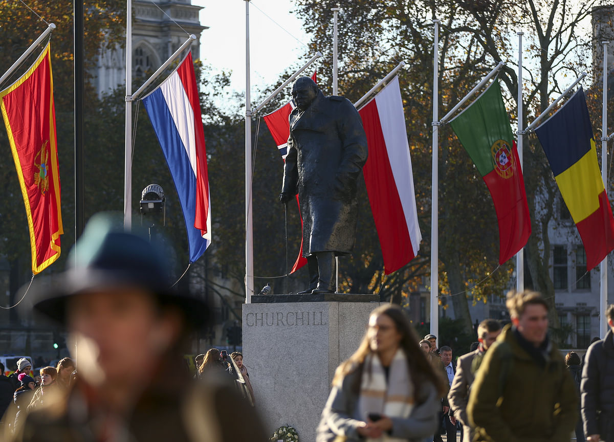 NATO Took Some Knocks But Survives Its 70th Anniversary Party
